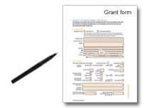 Grant form
